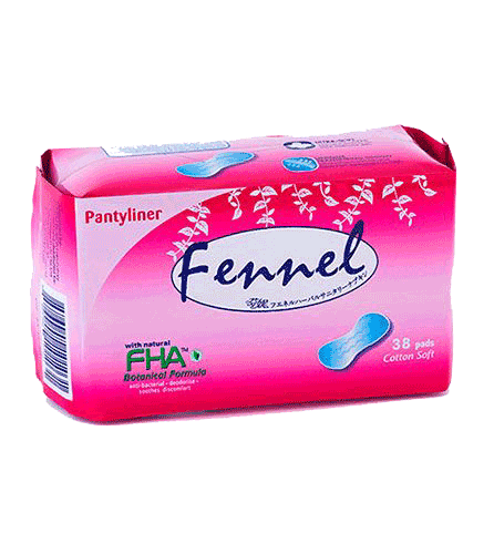Fennel Pantyliner